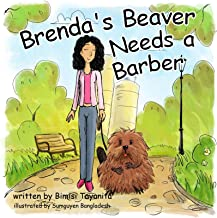 Brenda's Beaver Needs a Barber: Reach Around Books--Season One, Book Five (English Edition)