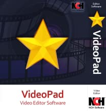VideoPad Video Editor Free - Create Stunning Movies and Videos with Effects and Transitions [Download]
