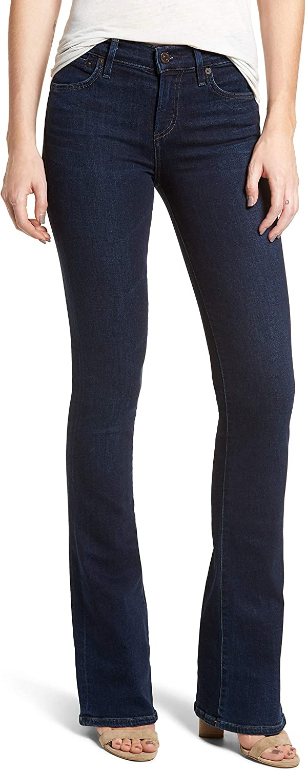 Citizens Topics on TV Nashville-Davidson Mall of Humanity Womens Navy 26 Boot Size Cut Jeans