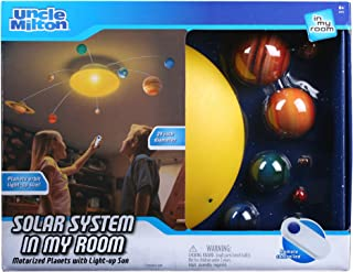 Solar System In My Room Remote Control Home Décor Night Light