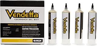 Vendetta Roach Bait Gel 1 Box (4x30 gram tubes) MGK1003