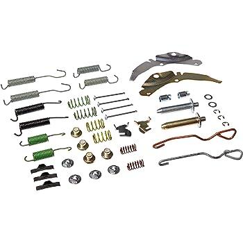 Carlson Quality Brake Parts H1165-2 Drum Brake Hardware Kit