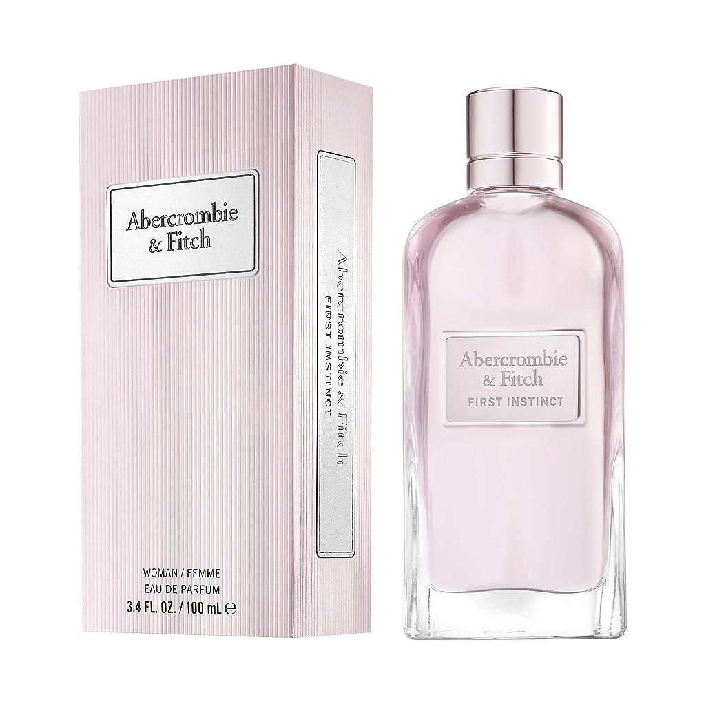 校長トランクラフレシアアルノルディアバクロンビー&フィッチ First Instinct Eau De Parfum Spray 100ml/3.4oz並行輸入品