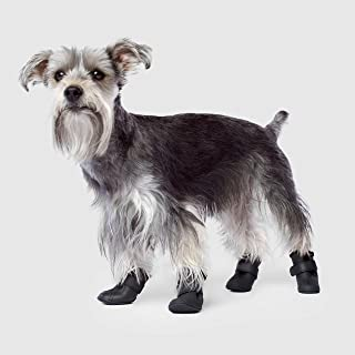 Canada Pooch   Lined Wellies Waterproof Dog Boots   All-Season Silicone Paw Protection