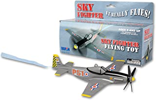 Daron Sky Fighter Flying Toy on a String