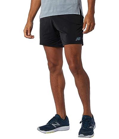 New Balance Q Speed Fuel Shorts (Black) Men