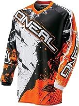 O'Neal Element MX Jersey Shocker Schwarz Orange, 0024S-40