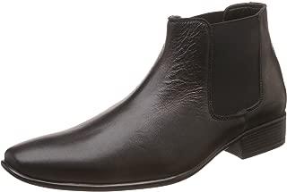 Auserio Men's Leather Boots