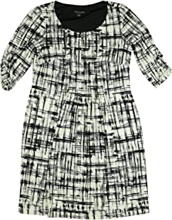 New York Womens Cowl Neck Sweater Dress