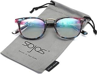 9a9797260e SojoS Round Women Eyeglasses Fashion Eyewear Optical Frame Clear Glasses  SJ5969 SJ5017 SJ6005