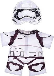 Build A Bear Workshop Stormtrooper Costume 2 pc.