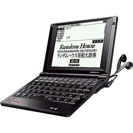 セイコーインスツル 電子辞書 PASORAMA 英語モデル SR-G10001