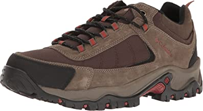 Columbia Men's Granite Ridge Waterproof Hiking Shoe