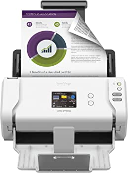Brother ADS-2700W Wireles Document Fed Scanner