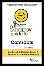 A Short and Happy Guide to Contracts (Short & Happy Guides) PDF