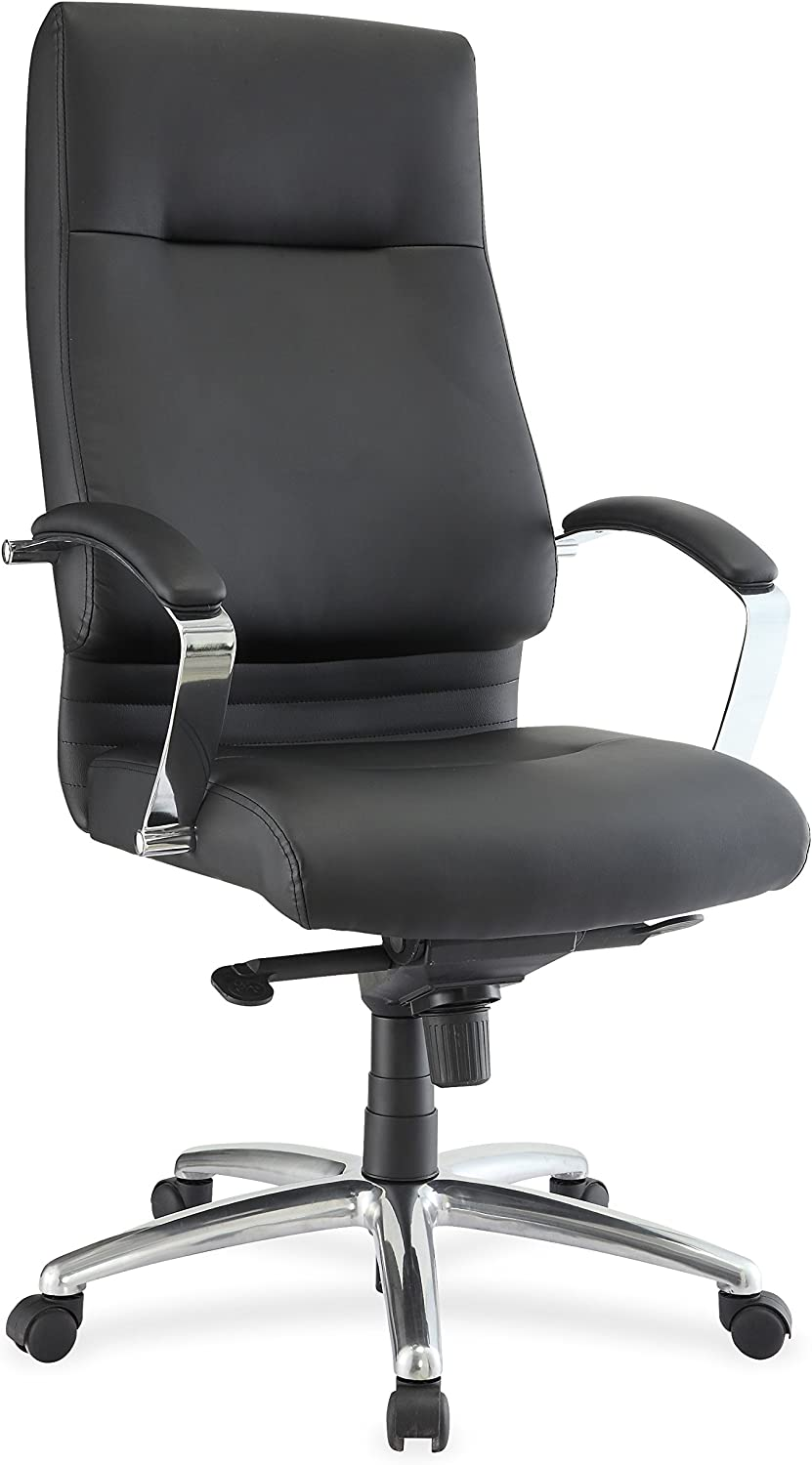 Lorell Challenge the lowest price of Japan Indefinitely Executive Black Chair