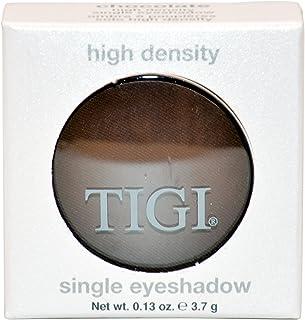 TIGI High Density Single Eyeshadow for Women, Chocolate, 3.7g