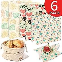 Best beeswax sandwich bags Reviews