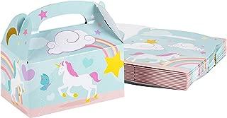 Best unicorn party favor boxes Reviews
