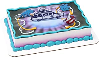DecoPac Ghostbusters™: Afterlife Cake Kit, Ghostbusters Cake Topper, 4 Piece Cake Decoration Kit