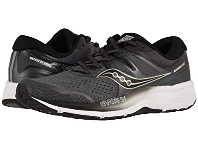 Saucony Omni ISO 2 (Grey/Black) Men