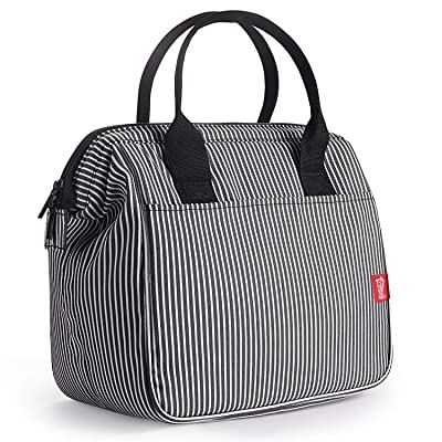 Insulated Lunch Bags for Women  Men with Adjust...