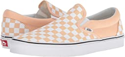 (Checkerboard) Bleached Apricot/True White