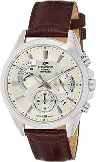 Casio Edifice Chronograph White Dial Men's Watch EFV-580L-7AVUDF(EX480)