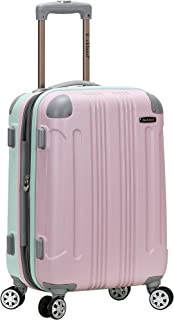 "Rockland 20"" Expandable Carry On, Spinner Luggage"