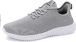 Men's Running Shoes Ultra Lightweight Breathable Walking...