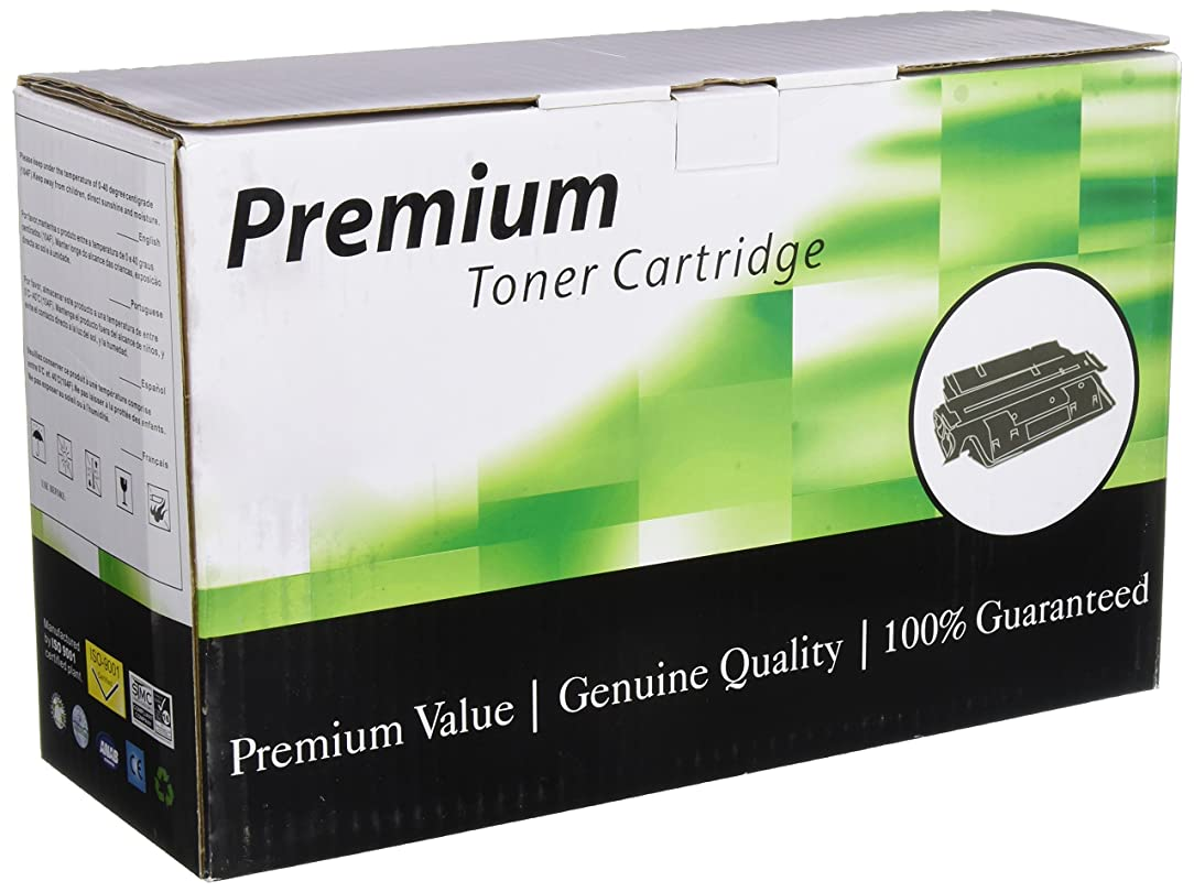 Monoprice Remanufactured Toner Cartridge Replacement for HP HP53X ( Black)
