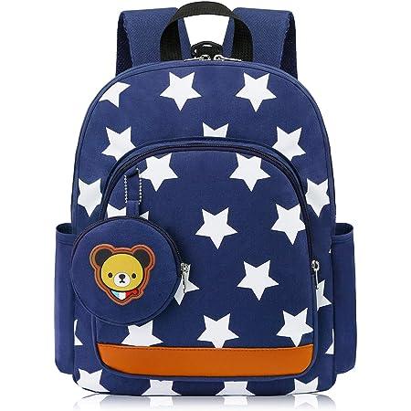 Toddler Reins Backpack Cosyres Toddler School Bag Boys Rucksack Nursery Bag