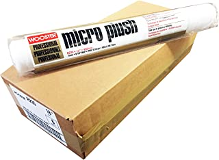 Wooster Brush R235 18 inch Micro Plush 5/16 inch Nap Roller Cover - Pack of 6