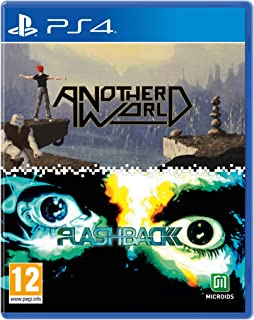 Another World & Flashback Compilation /PS4