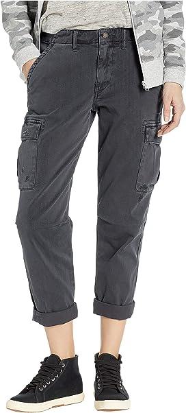 518d55e9f16 Jane Slim Cargo Pants in Distressed Onyx. 12. Hudson Jeans