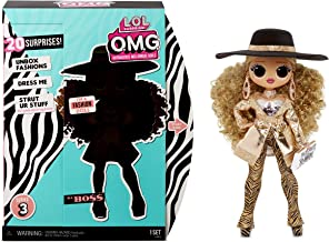L.O.L. Surprise! O.M.G. Series 3 Da Boss Fashion Doll with 20 Surprises