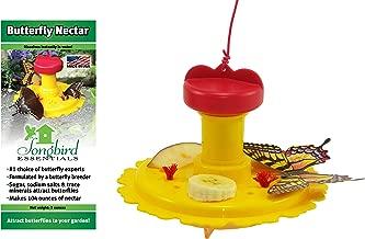 Songbird Essentials SE78215 Butterfly Feeder/Nectar Combo (Set of 1)