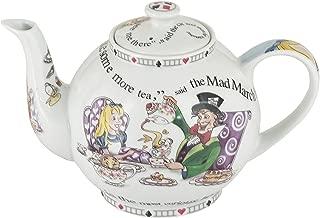 Alice In Wonderland 32oz Teapot By Cardew Design