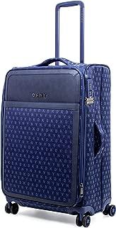 DKNY Valencia Softside Spinner Luggage with TSA Lock