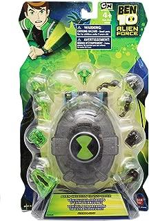 Ben 10 Alien Force Alien Creation Transporter: Alien X and Goop