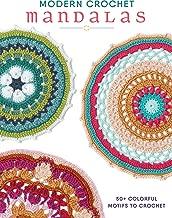 Best modern crochet mandalas 50 colorful motifs to crochet Reviews
