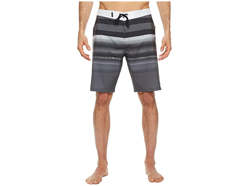 Hurley Phantom Gaviota 20 Boardshorts (Dark Grey) Men