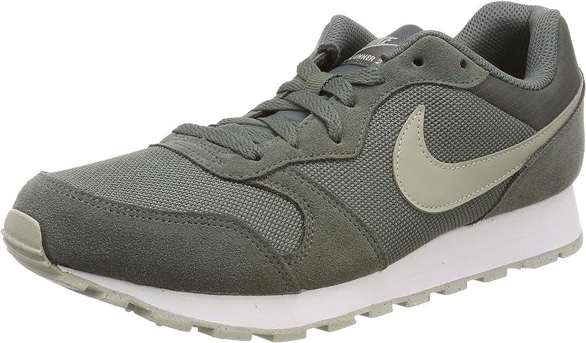 Nike Men's MD Runner 2 chaussures, Chaussures de Running Homme