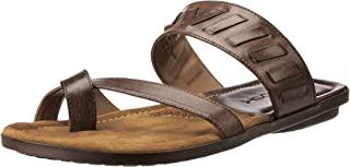 Ruosh Men's Leather Sandals and Floaters