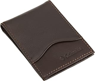 Leather Wallets for Men - Smart Slim Thin Minimalist Travel Front Pocket Card Money Holder for Travel