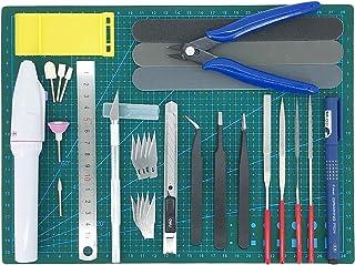 プラモデル工具セット ガンプラ工具 模型工具 プラモ工具 クラフトツール 23種類 (GR)