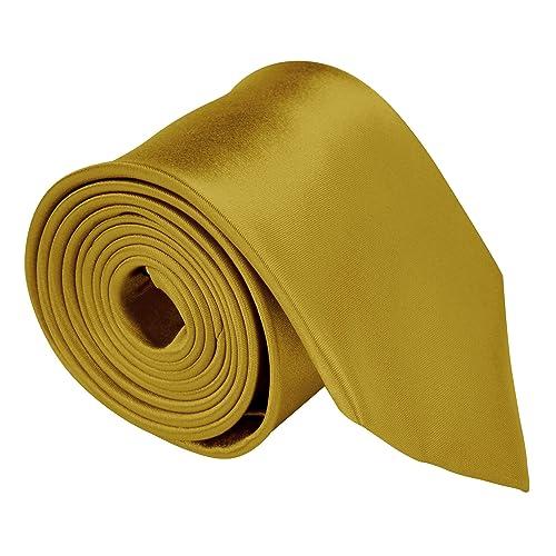 4f351f6025b7 Neckties For Men 3.5 Microfiber Woven Satin Neck Ties For Men Solid Color