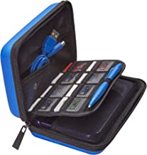 blue 3ds case