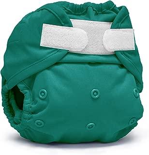 Rumparooz One Size Cloth Diaper Cover Aplix, Peacock