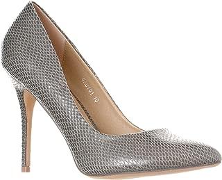 Women's Gaby Pointed, Closed Toe Stiletto Pump Heels